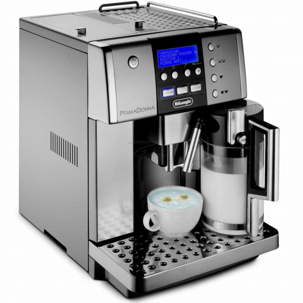 Кофеварка DeLonghi ESAM 6600 (ESAM6600) изображение 2