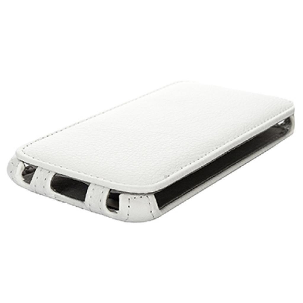 Чехол для моб. телефона для Lenovo S820 (White) Lux-flip Vellini (211466) изображение 4