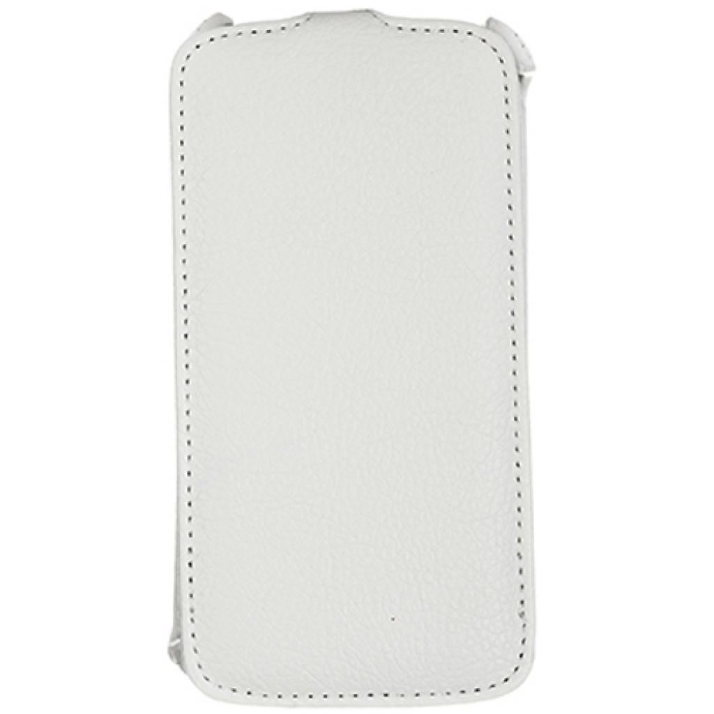 Чехол для моб. телефона для Lenovo S820 (White) Lux-flip Vellini (211466)