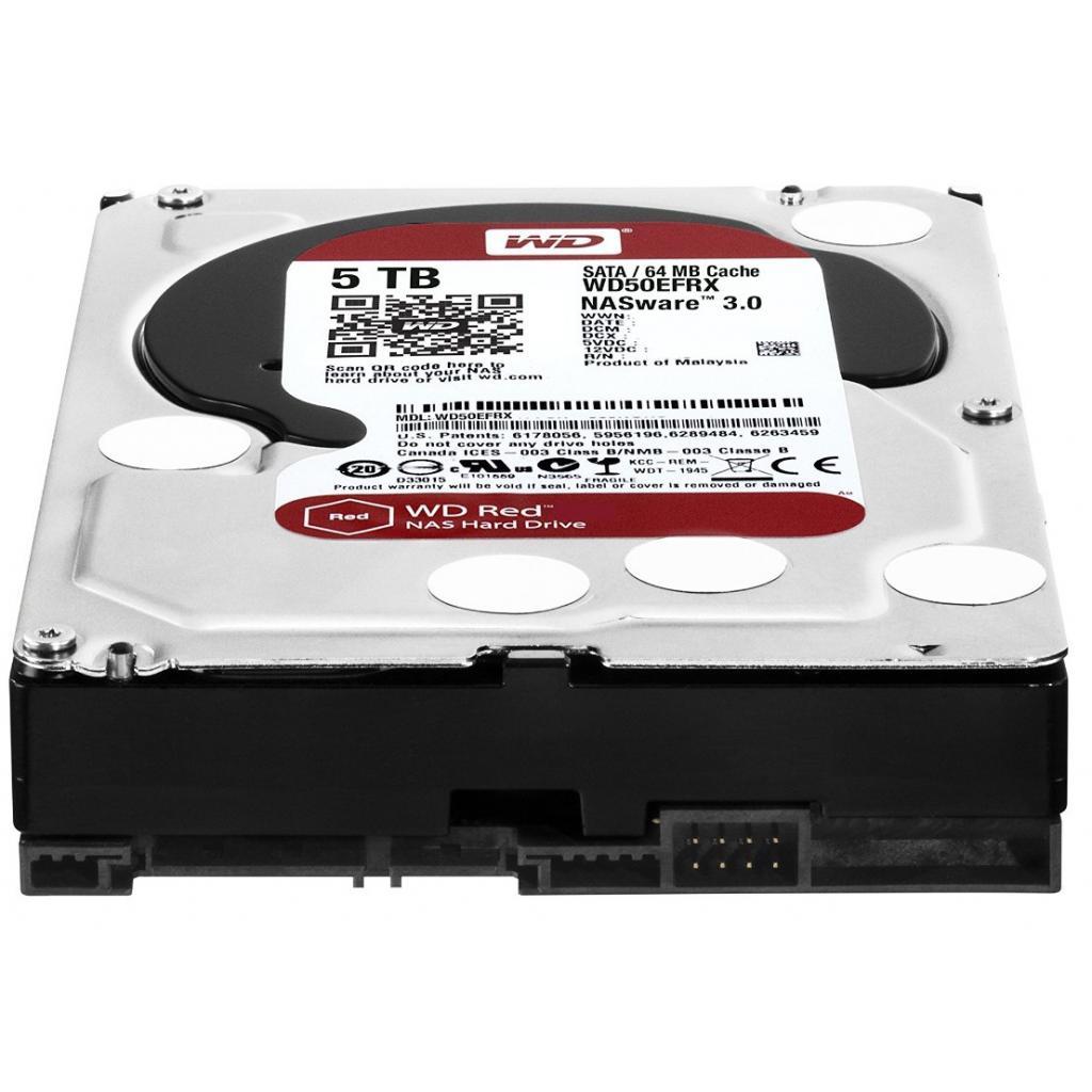 """Жесткий диск 3.5"""" 5TB Western Digital (WD50EFRX) изображение 2"""