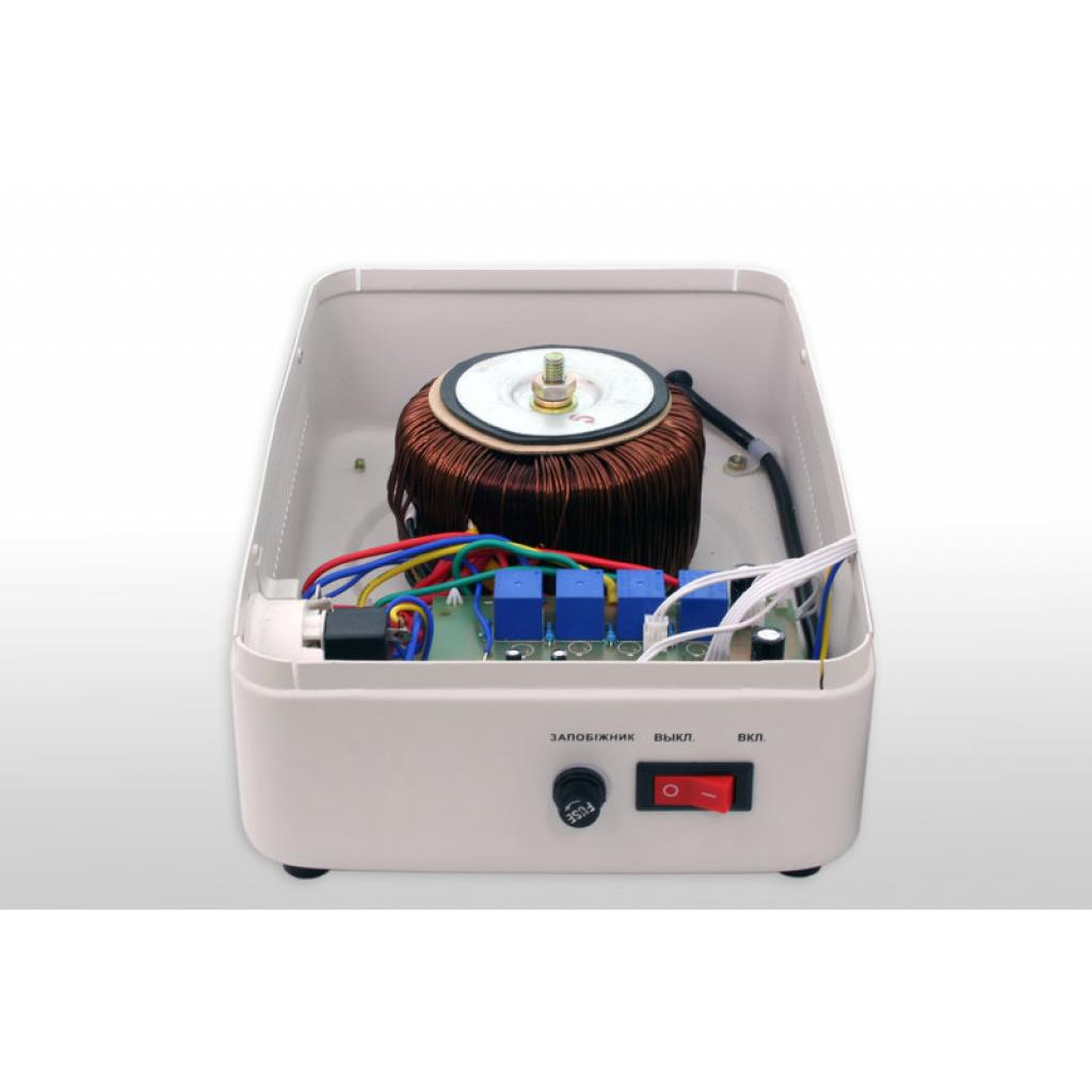 Стабилизатор LogicPower LPT-W-1200RV (3361) изображение 3