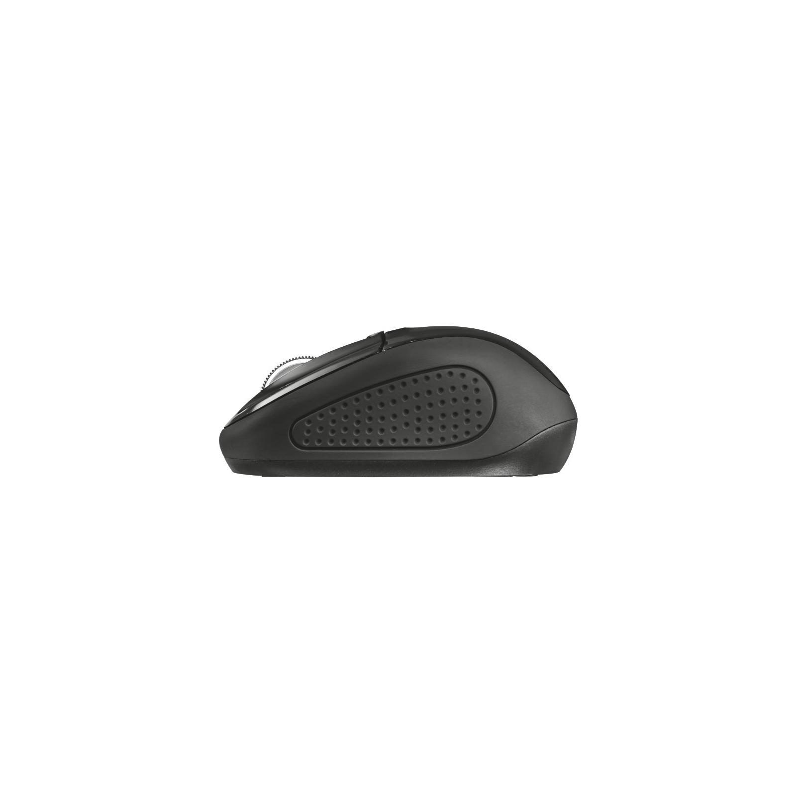 Мышка Trust Primo Wireless Mouse Red (20787) изображение 3