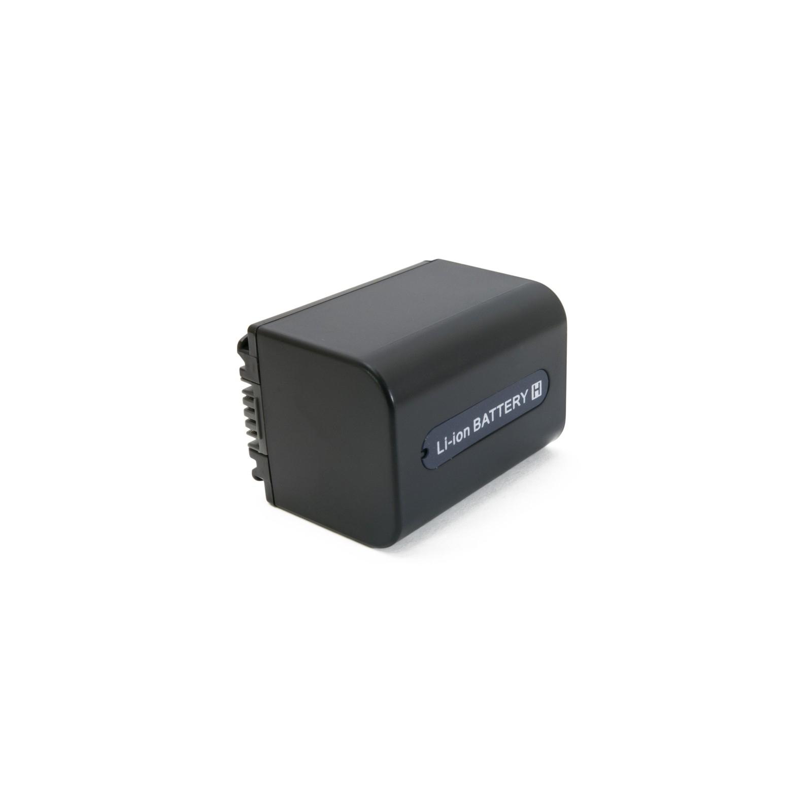 Аккумулятор к фото/видео EXTRADIGITAL Sony NP-FH70 (BDS2661) изображение 3
