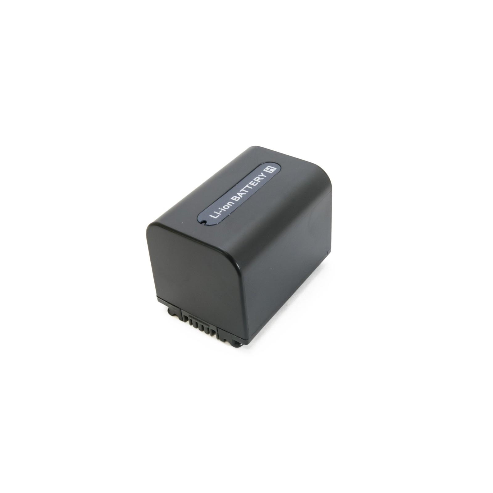 Аккумулятор к фото/видео EXTRADIGITAL Sony NP-FH70 (BDS2661) изображение 5