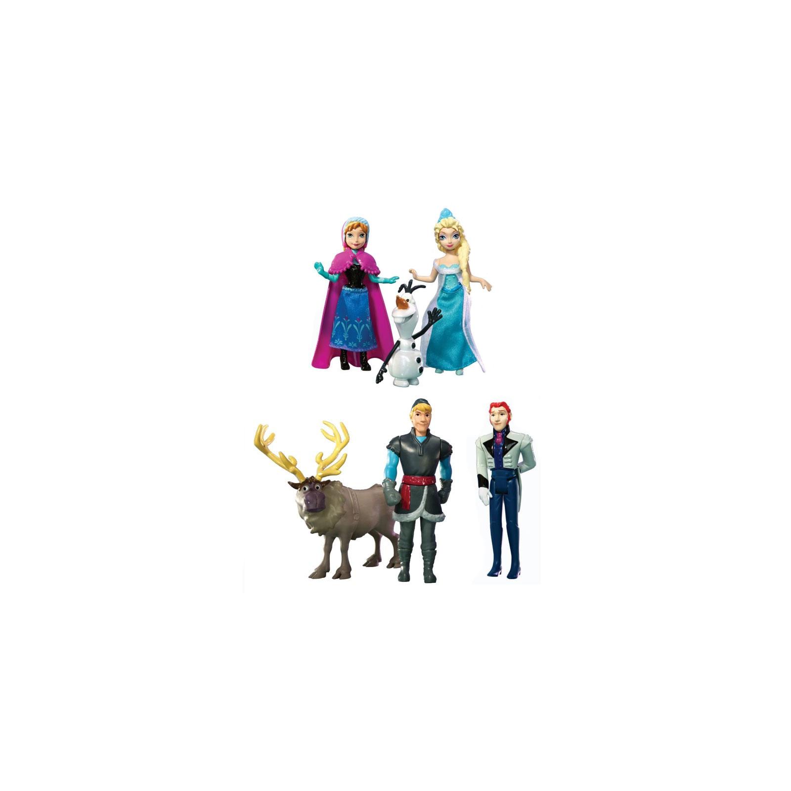Кукла Mattel мини-куклы Дисней из м/ф Ледяное сердце (Y9980) изображение 2