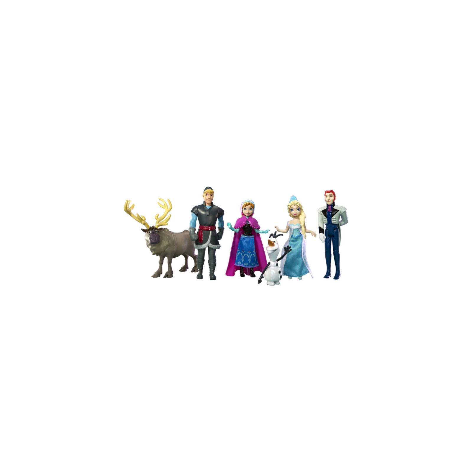Кукла Mattel мини-куклы Дисней из м/ф Ледяное сердце (Y9980)