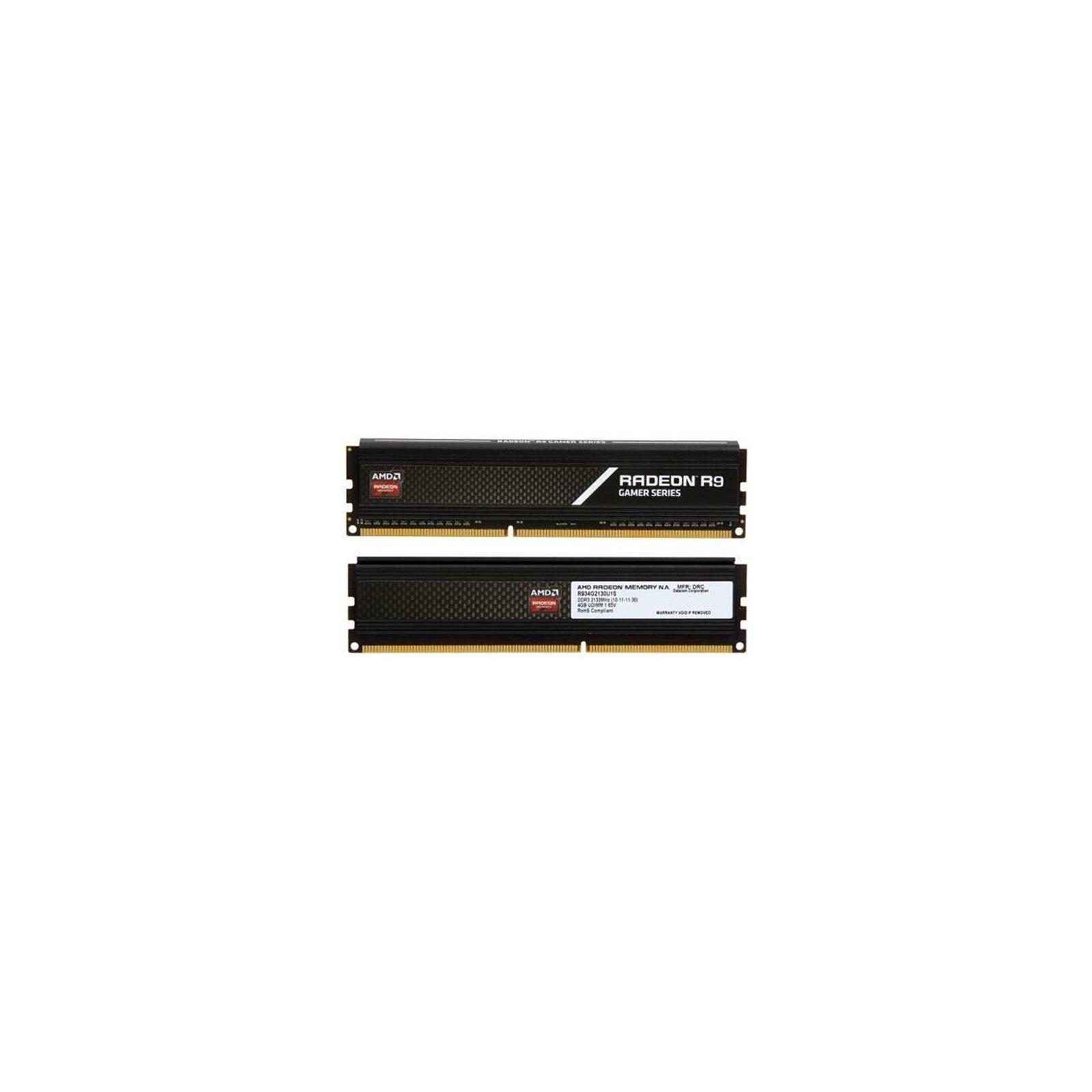 Модуль памяти для компьютера DDR3 8GB (2x4GB) 2133 MHz AMD (R938G2130U1K)