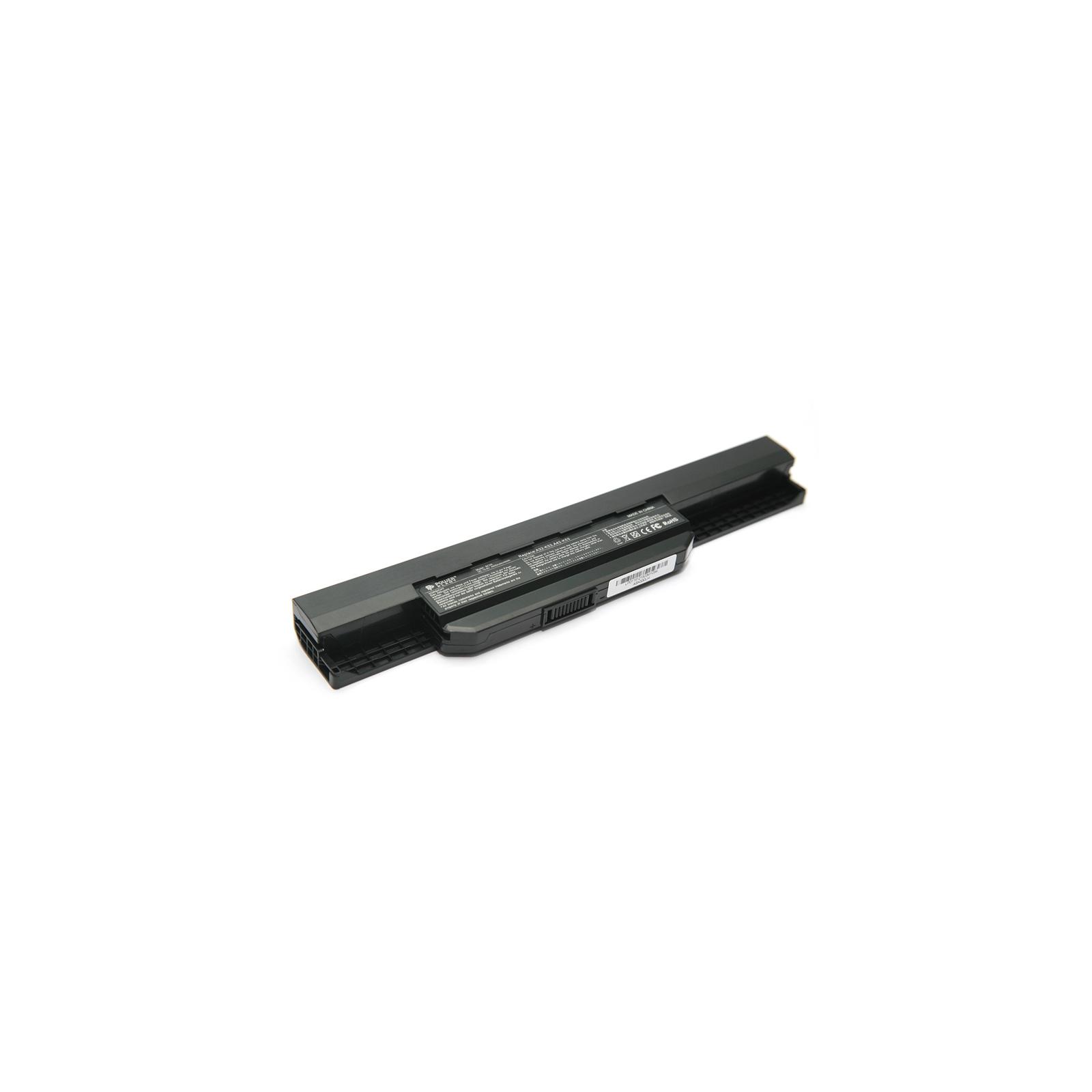 Аккумулятор для ноутбука ASUS A43 A53 (A32-K53) 10.8V 4400mAh PowerPlant (NB00000282)