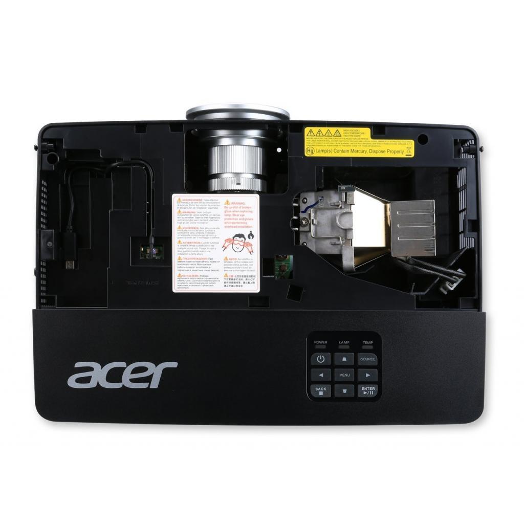 Проектор Acer P1385WB (MR.JLQ11.001 / MR.JLQ11.00D) изображение 7