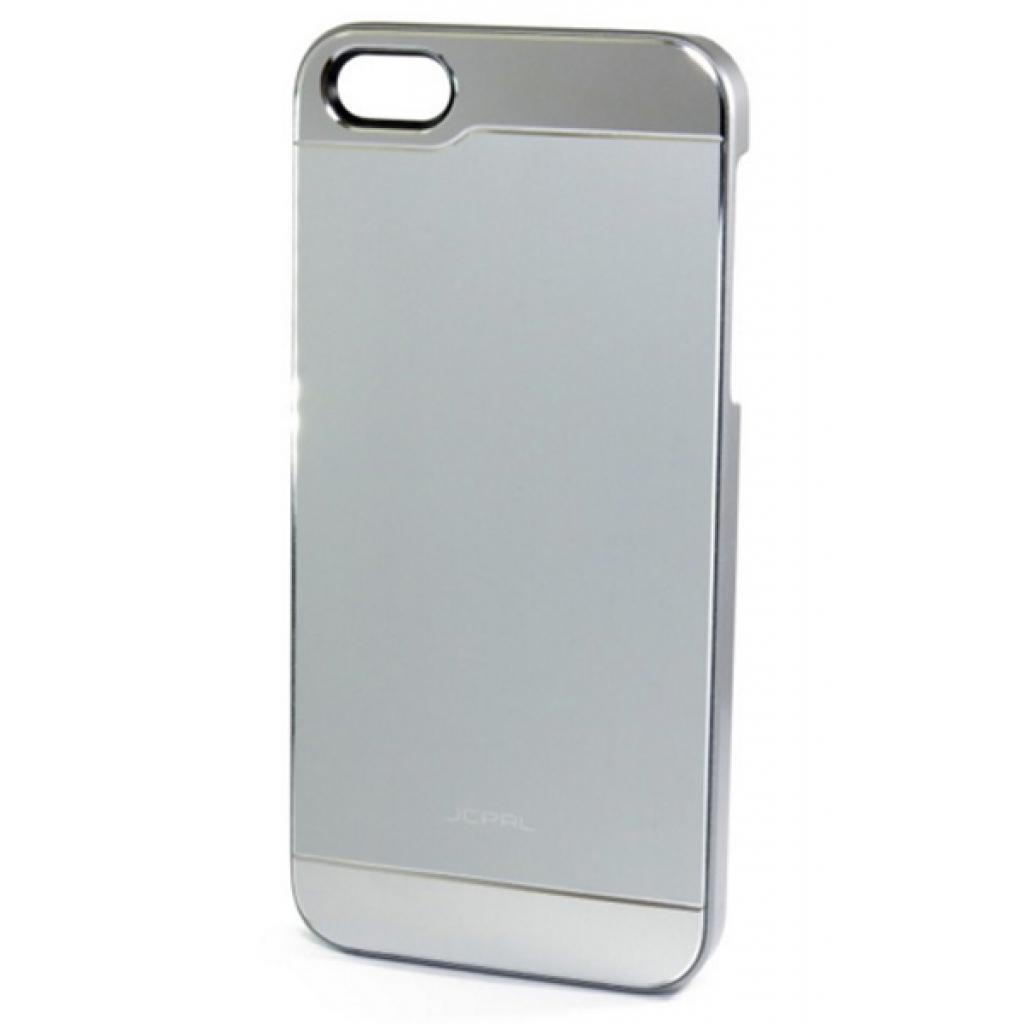 Чехол для моб. телефона JCPAL Aluminium для iPhone 5S/5 (Smooth touch-Silver) (JCP3108) изображение 2