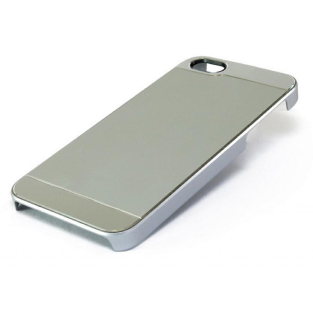 Чехол для моб. телефона JCPAL Aluminium для iPhone 5S/5 (Smooth touch-Silver) (JCP3108) изображение 3
