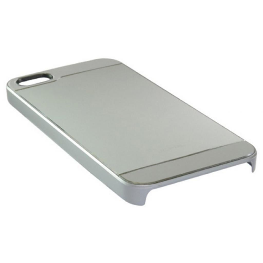 Чехол для моб. телефона JCPAL Aluminium для iPhone 5S/5 (Smooth touch-Silver) (JCP3108) изображение 4
