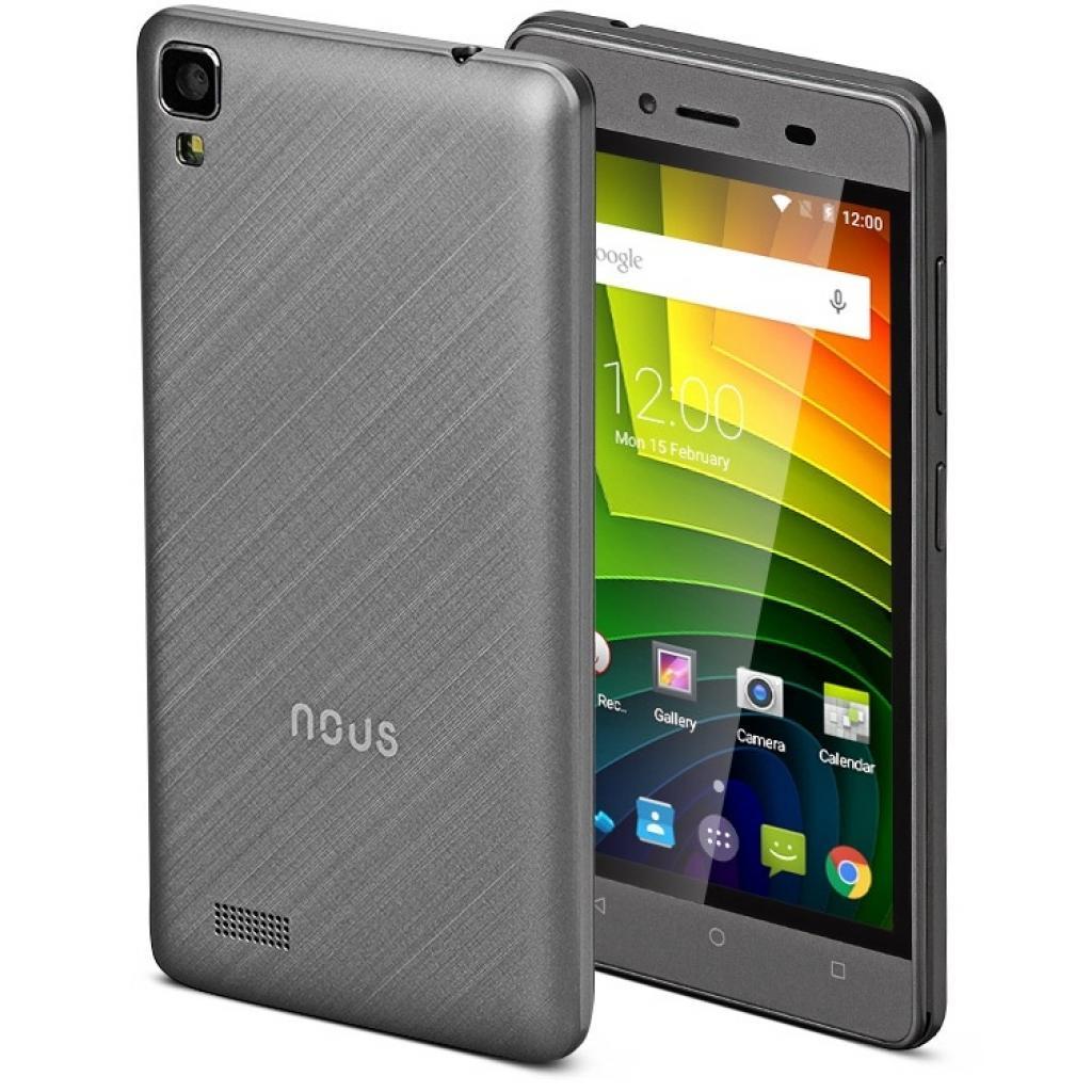 Мобильный телефон NOUS NS 3 Dark Grey изображение 2