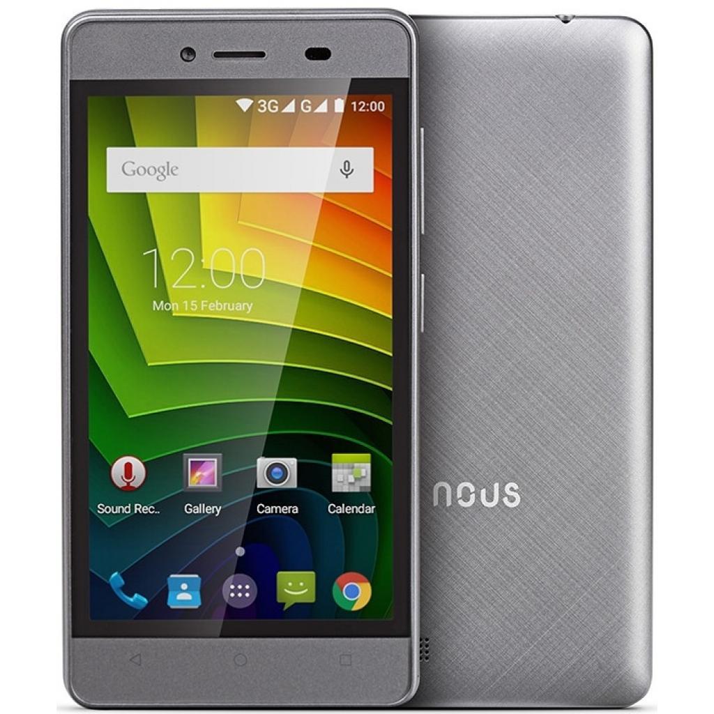 Мобильный телефон NOUS NS 3 Dark Grey изображение 5