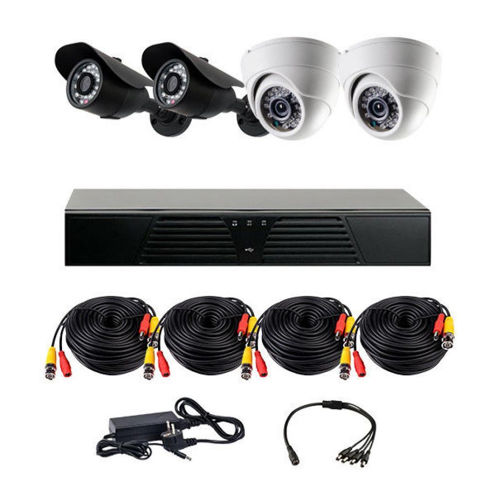 Комплект видеонаблюдения CoVi HVK-3002 AHD KIT