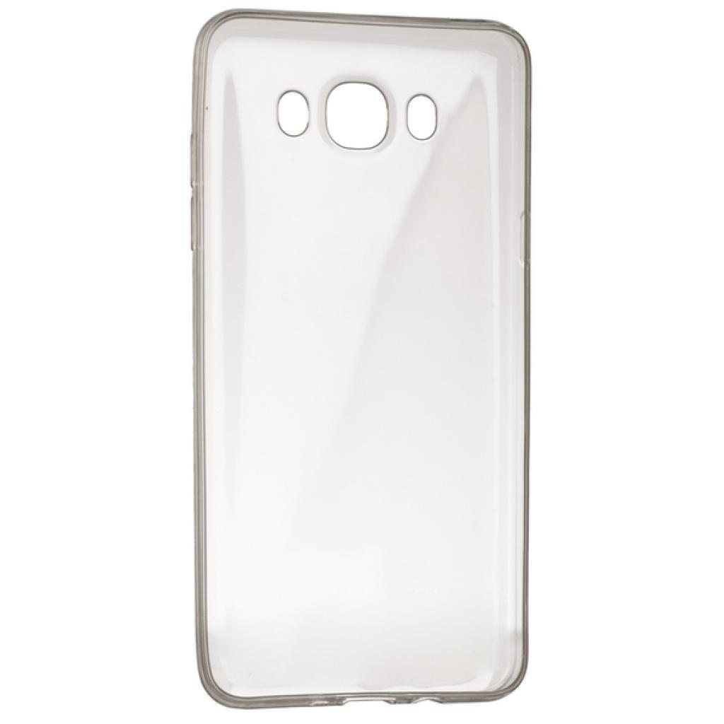 Чехол для моб. телефона DIGI для Samsung J7 (2016)/J710 - TPU Clean Grid (Transparent) (6287631) изображение 2