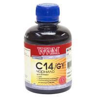 Чернила WWM CANON CLI-451/CLI-471 200г Grey (C14/GY)