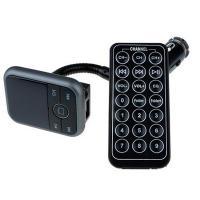 Автомобильный MP3-FM модулятор Grand-X CUFM28GRX Black