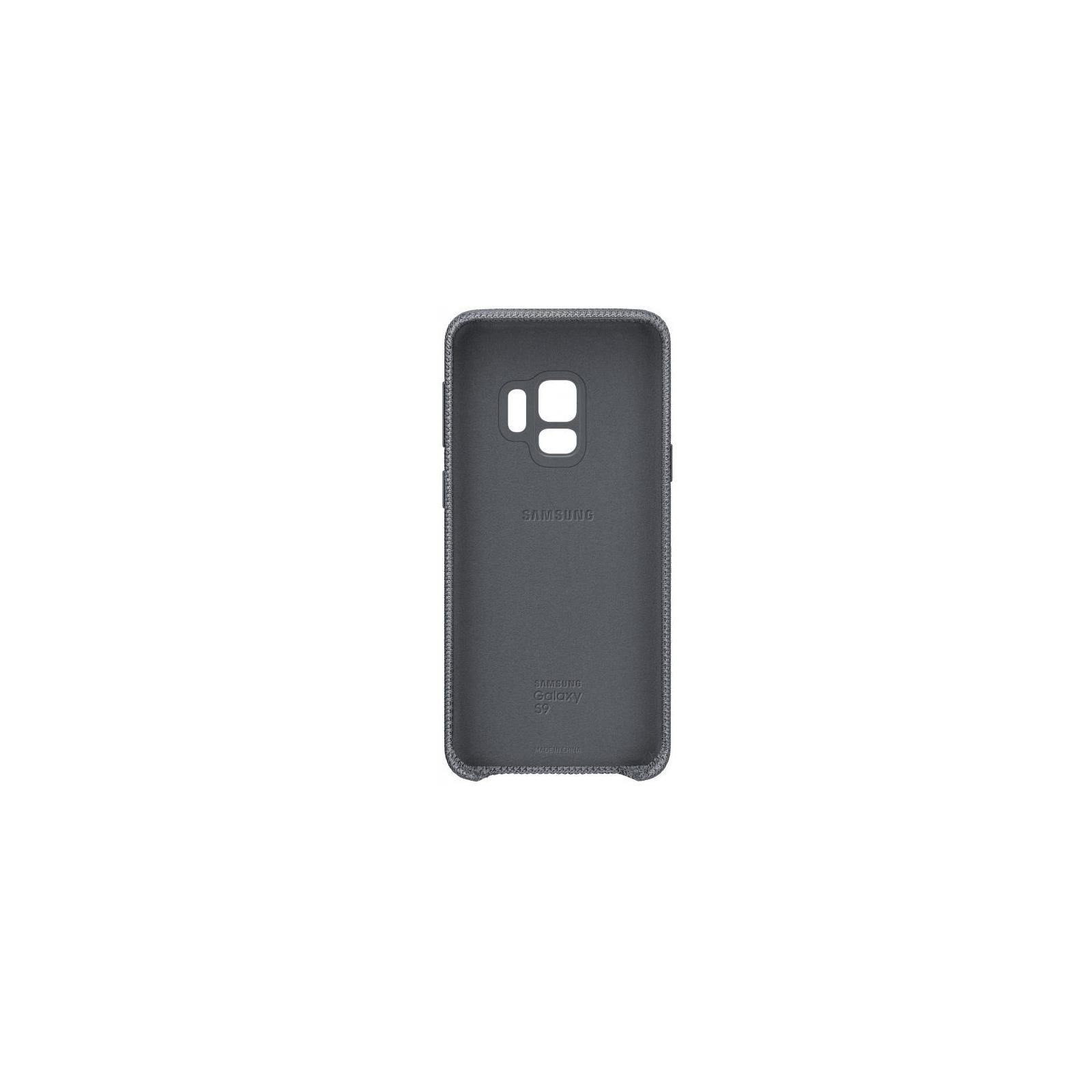 Чехол для моб. телефона Samsung для Galaxy S9 (G960) Hyperknit Cover Grey (EF-GG960FJEGRU) изображение 2