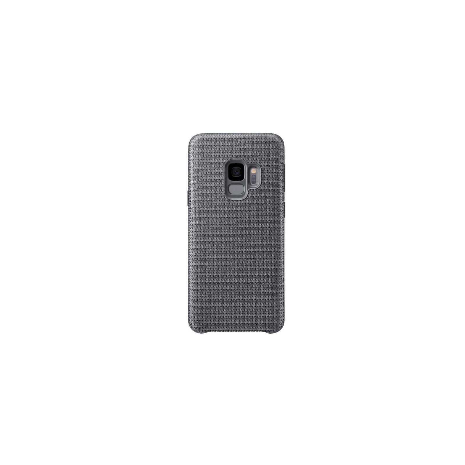 Чехол для моб. телефона Samsung для Galaxy S9 (G960) Hyperknit Cover Grey (EF-GG960FJEGRU) изображение 4