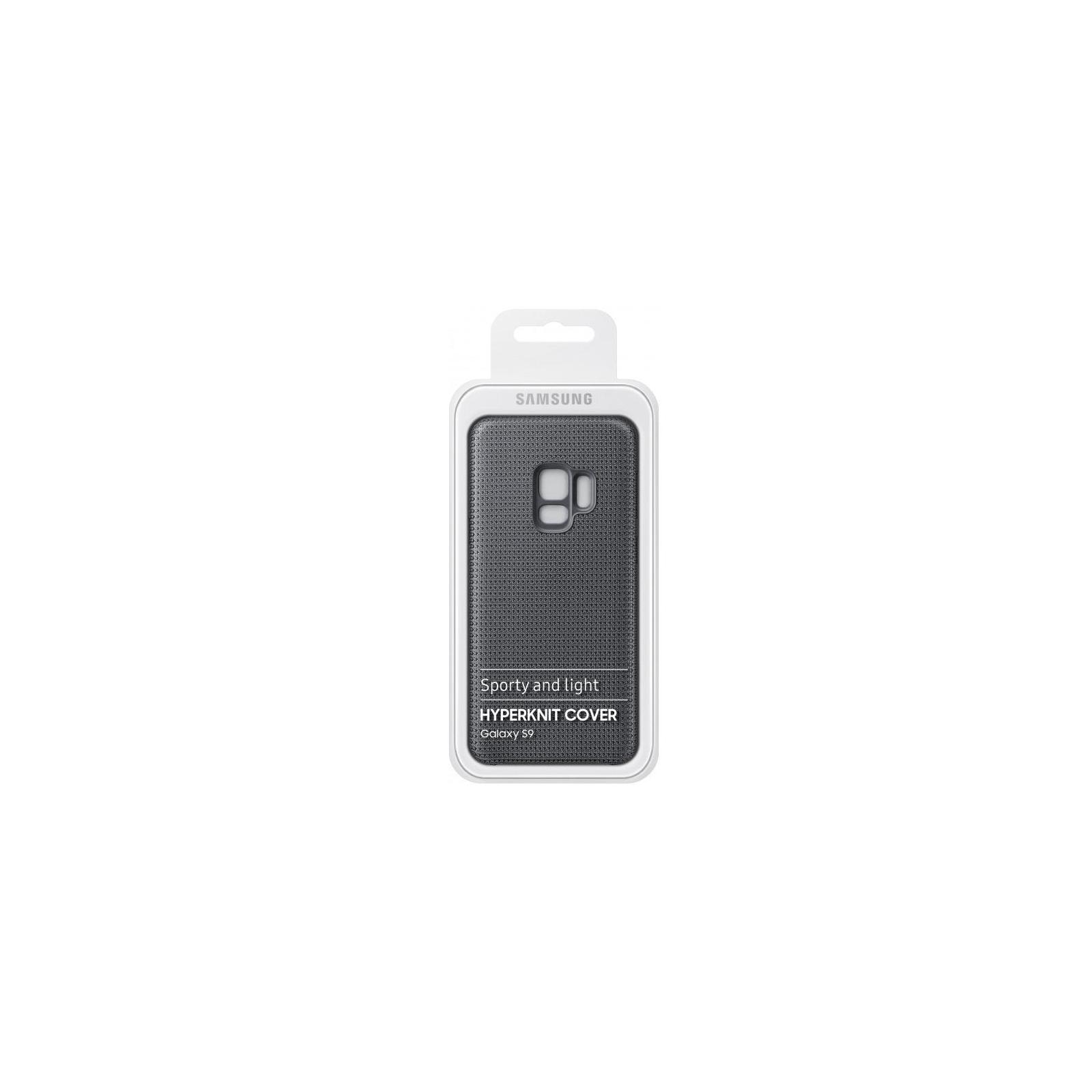 Чехол для моб. телефона Samsung для Galaxy S9 (G960) Hyperknit Cover Grey (EF-GG960FJEGRU) изображение 6