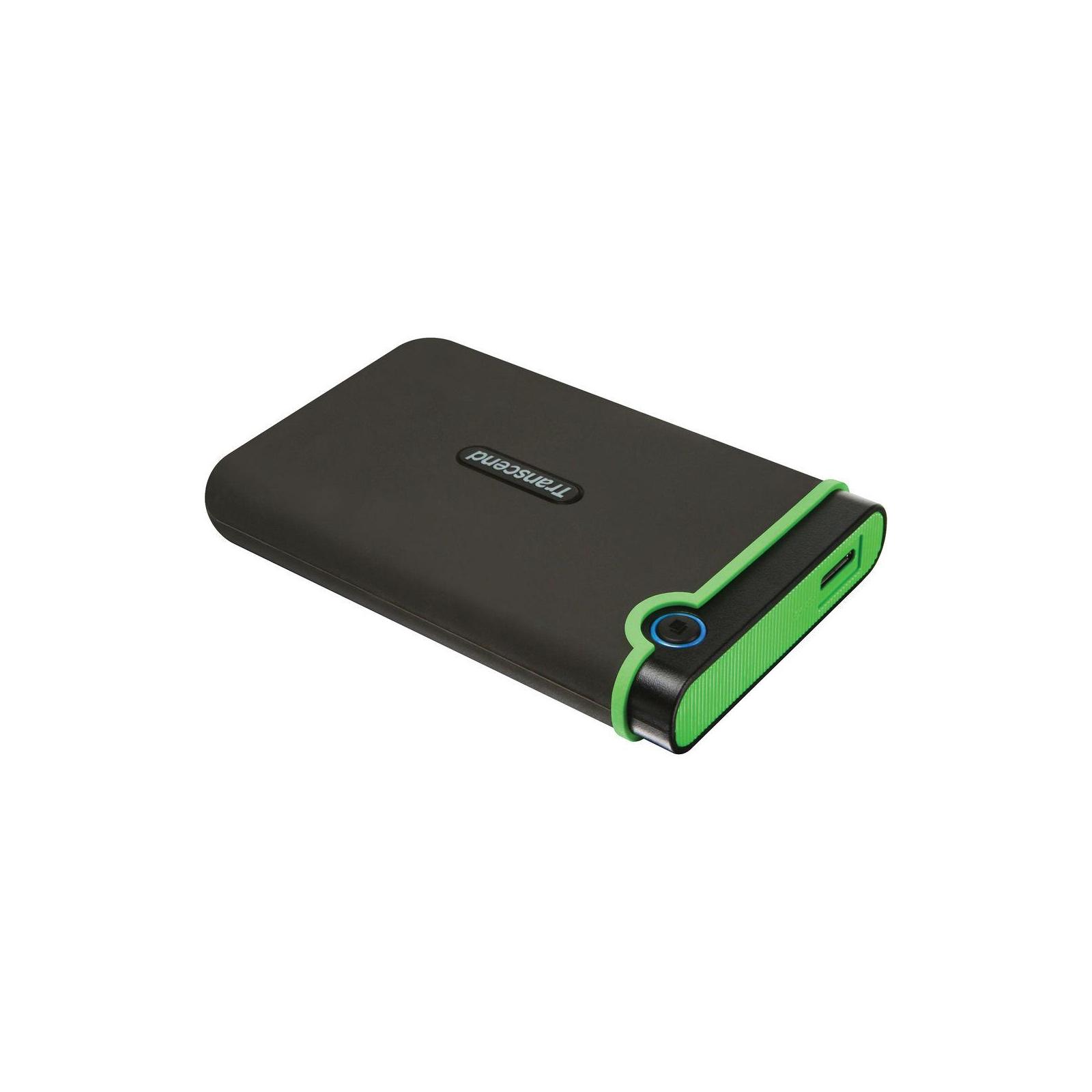 """Внешний жесткий диск 2.5"""" 500GB Transcend (TS500GSJ25M3S) изображение 3"""