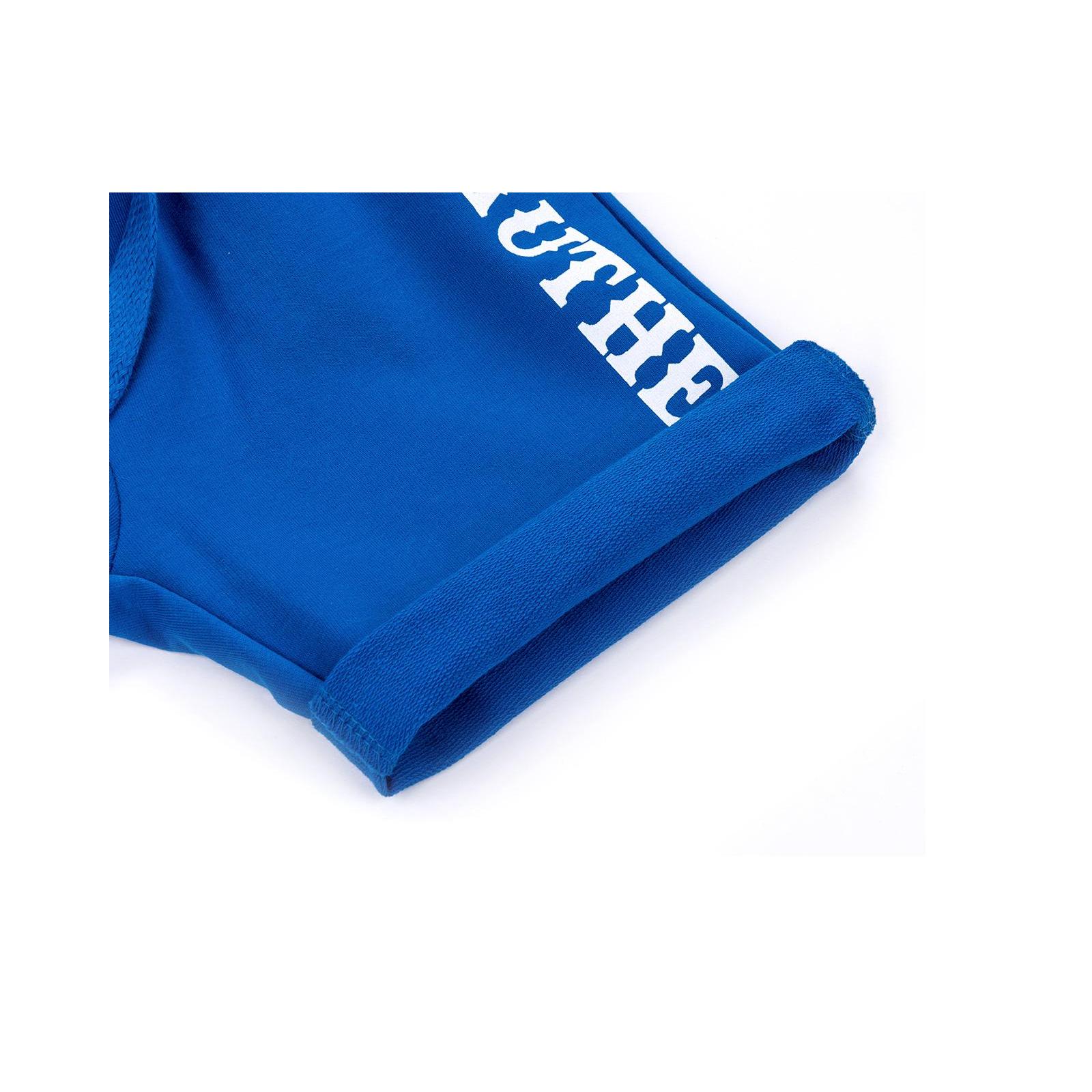 """Футболка детская Breeze с шортами """"AUTHENTIC"""" (10583-92B-blue) изображение 11"""