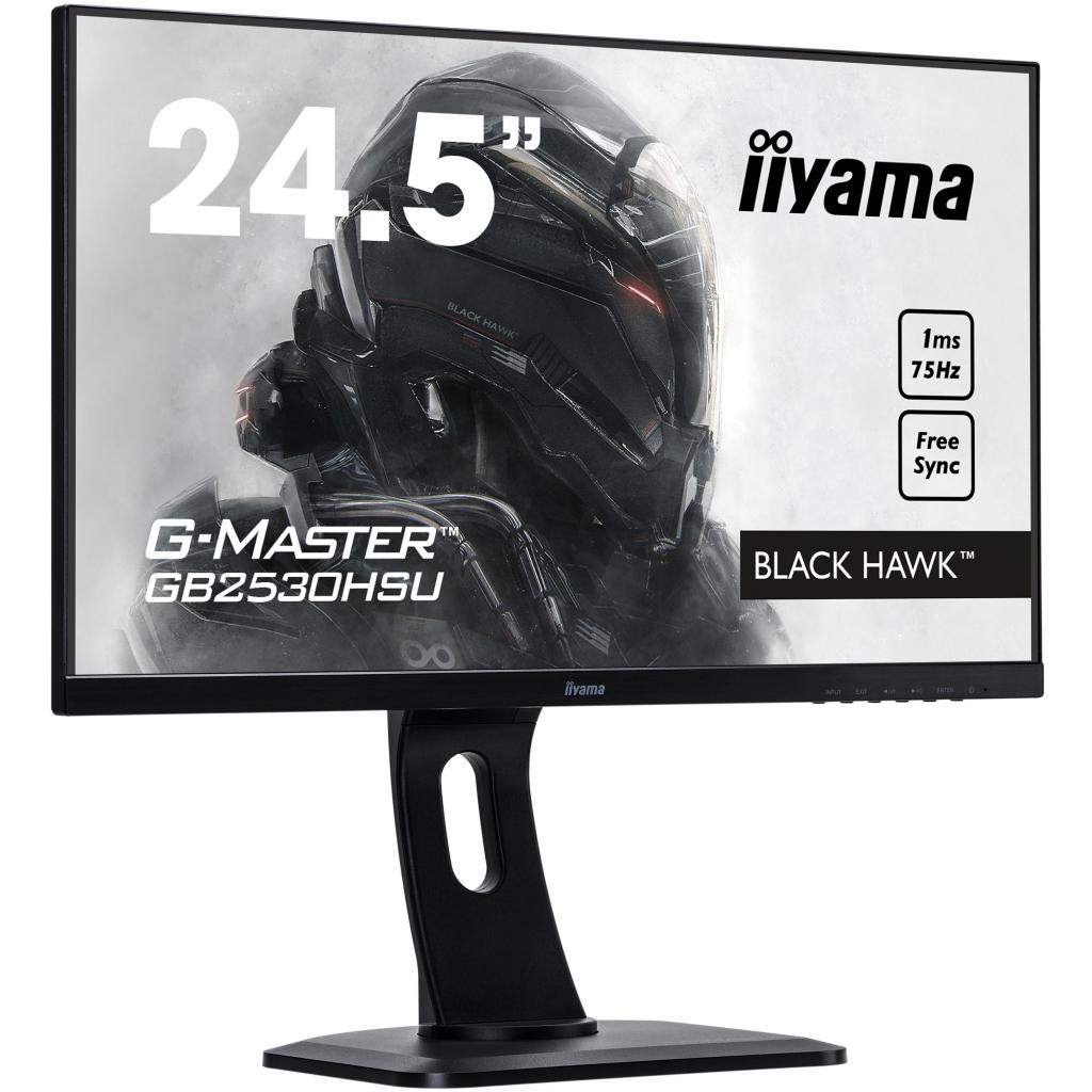 Монитор iiyama GB2530HSU-B1 изображение 2