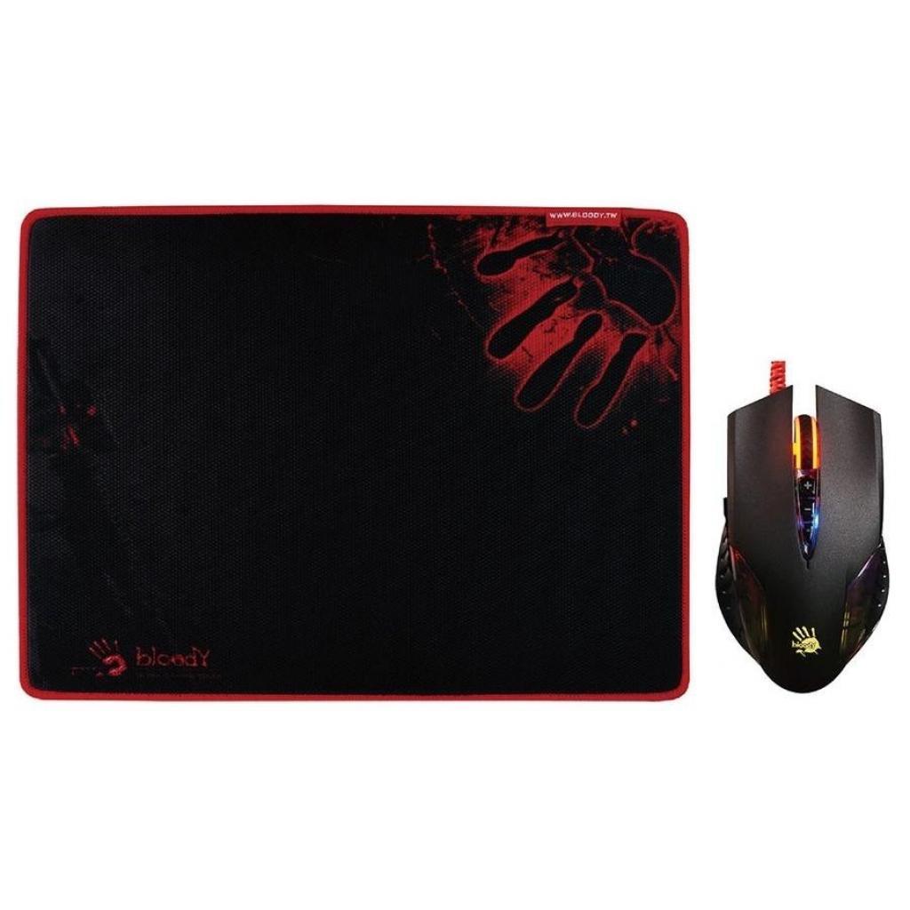 Мышка A4tech Bloody Q5081S Black