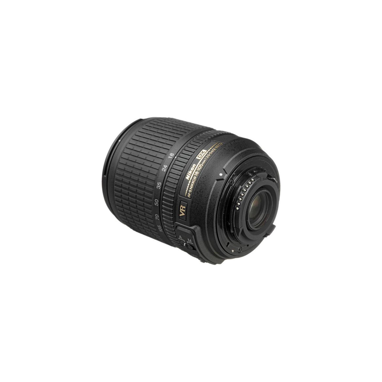 Объектив Nikon 18-105mm f/3.5-5.6G AF-S DX ED VR (JAA805DD) изображение 3