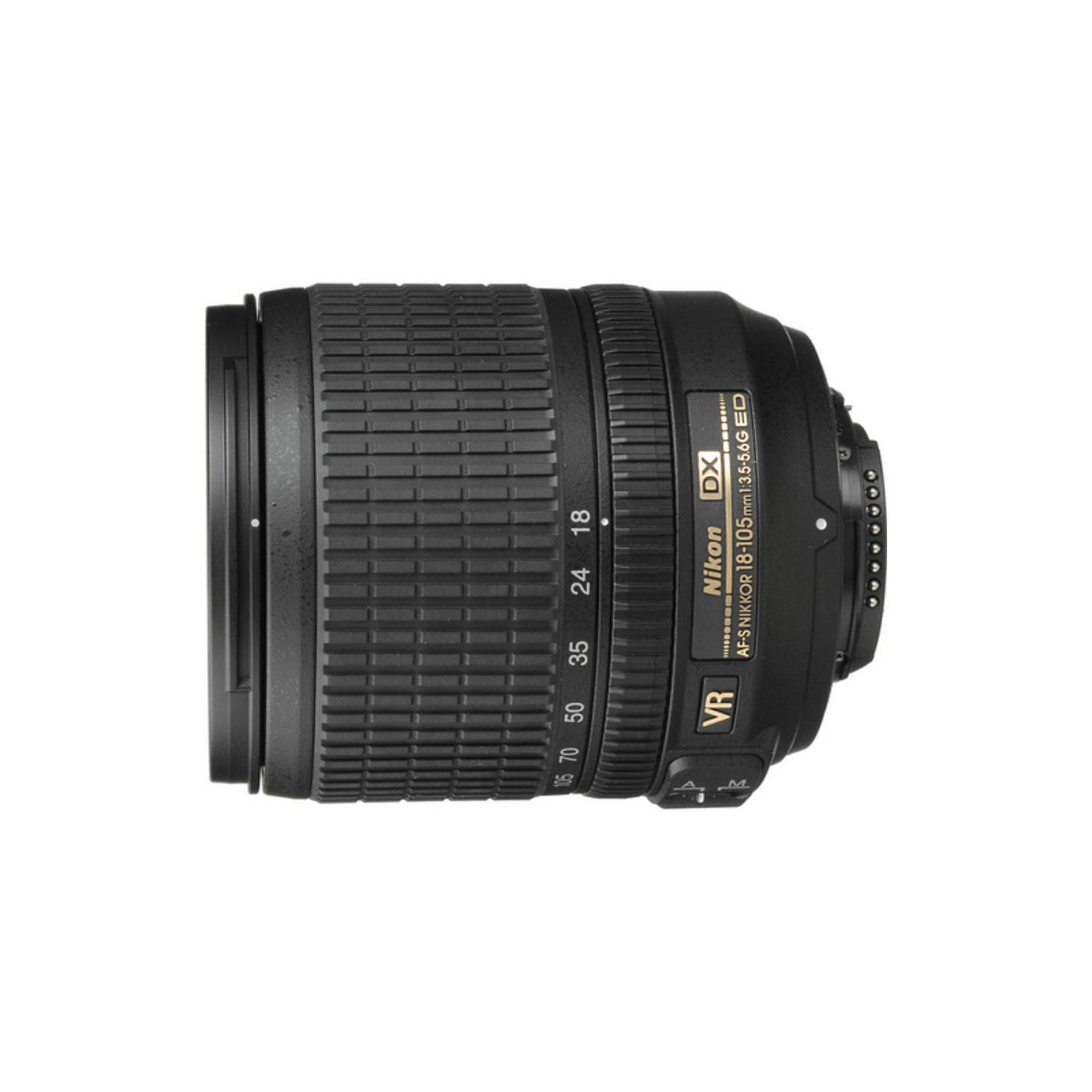 Объектив Nikon 18-105mm f/3.5-5.6G AF-S DX ED VR (JAA805DD)