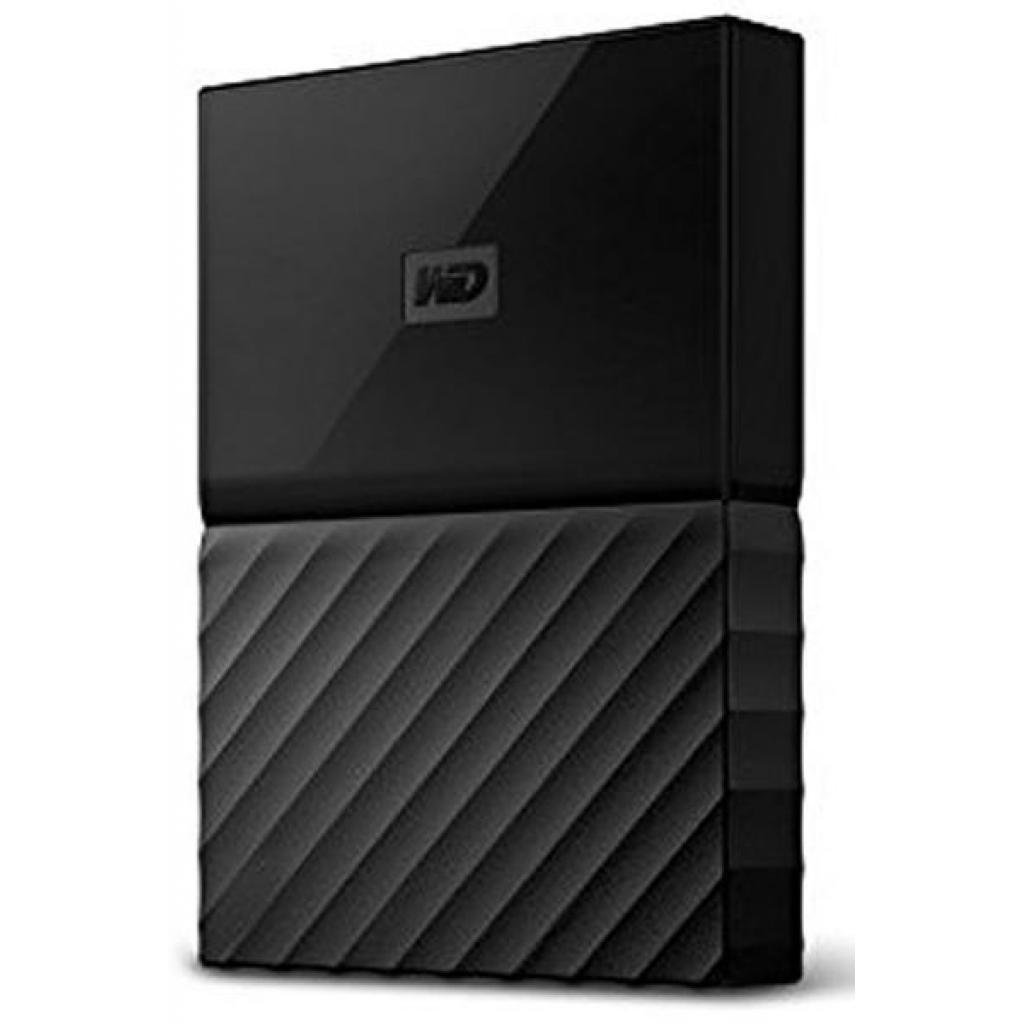 """Внешний жесткий диск 2.5"""" 1TB Western Digital (WDBFKF0010BBK-WESE) изображение 6"""