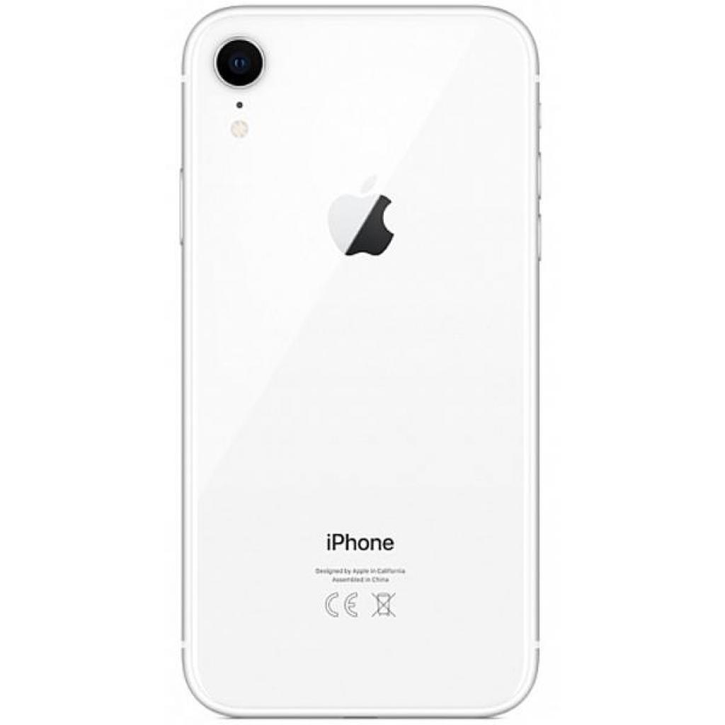Мобильный телефон Apple iPhone XR 128Gb White (MRYD2FS/A) изображение 2