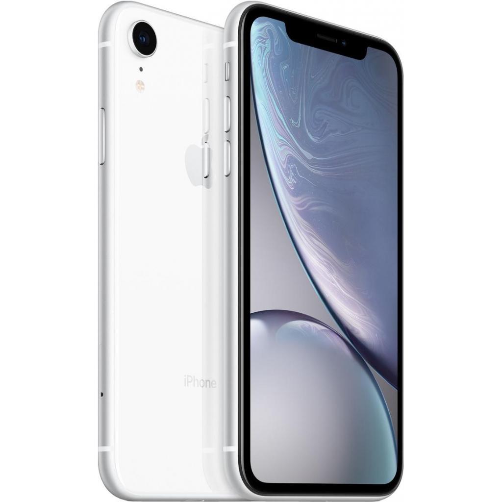 Мобильный телефон Apple iPhone XR 128Gb White (MRYD2FS/A) изображение 4