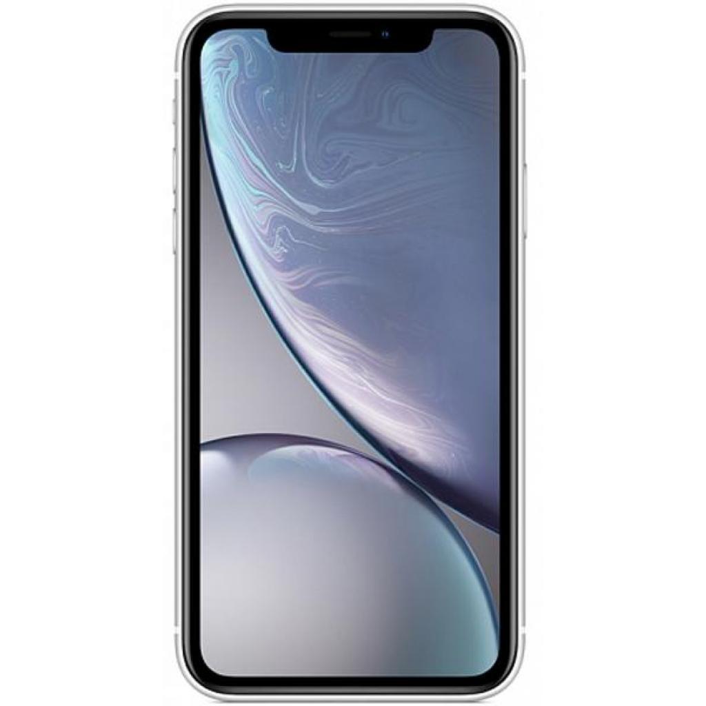 Мобильный телефон Apple iPhone XR 128Gb White (MRYD2FS/A)