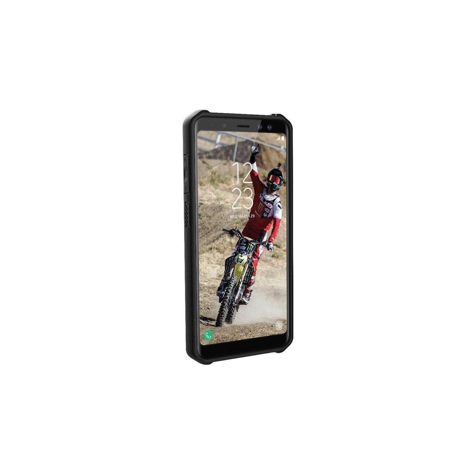 Чехол для моб. телефона UAG Samsung Galaxy A8 Outback Black (GLXA8-O-BK) изображение 5