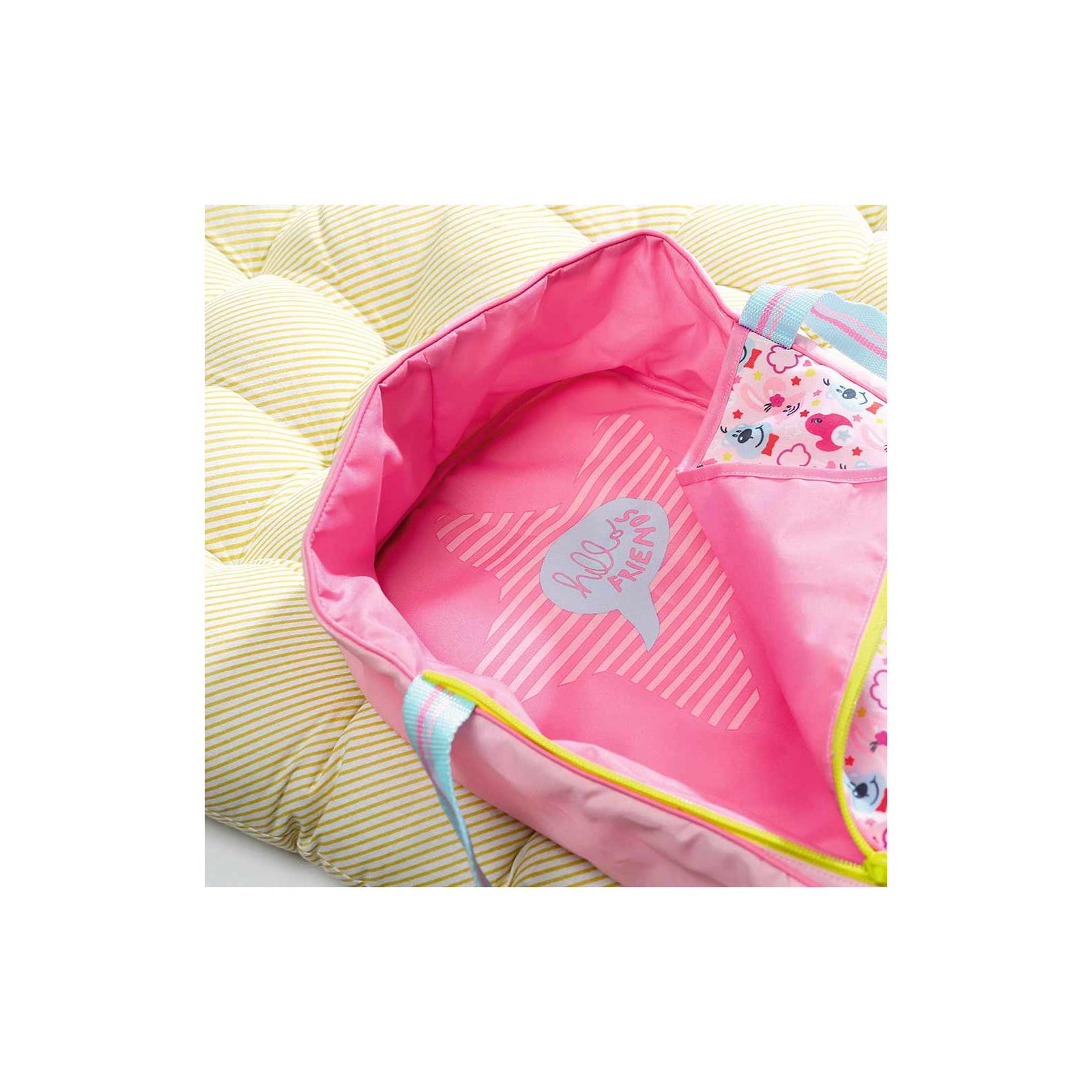 Аксессуар к кукле Zapf Люлька-переноска Baby Born 2 в 1 Яркие сны (824429) изображение 2