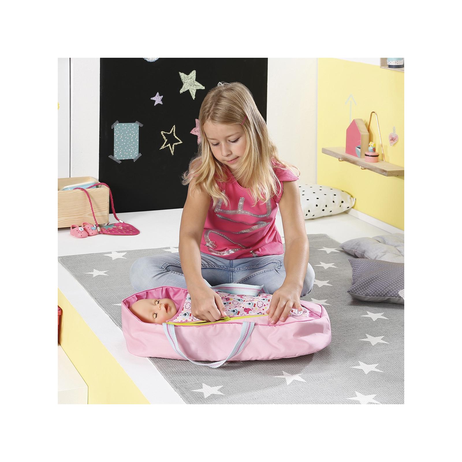 Аксессуар к кукле Zapf Люлька-переноска Baby Born 2 в 1 Яркие сны (824429) изображение 4