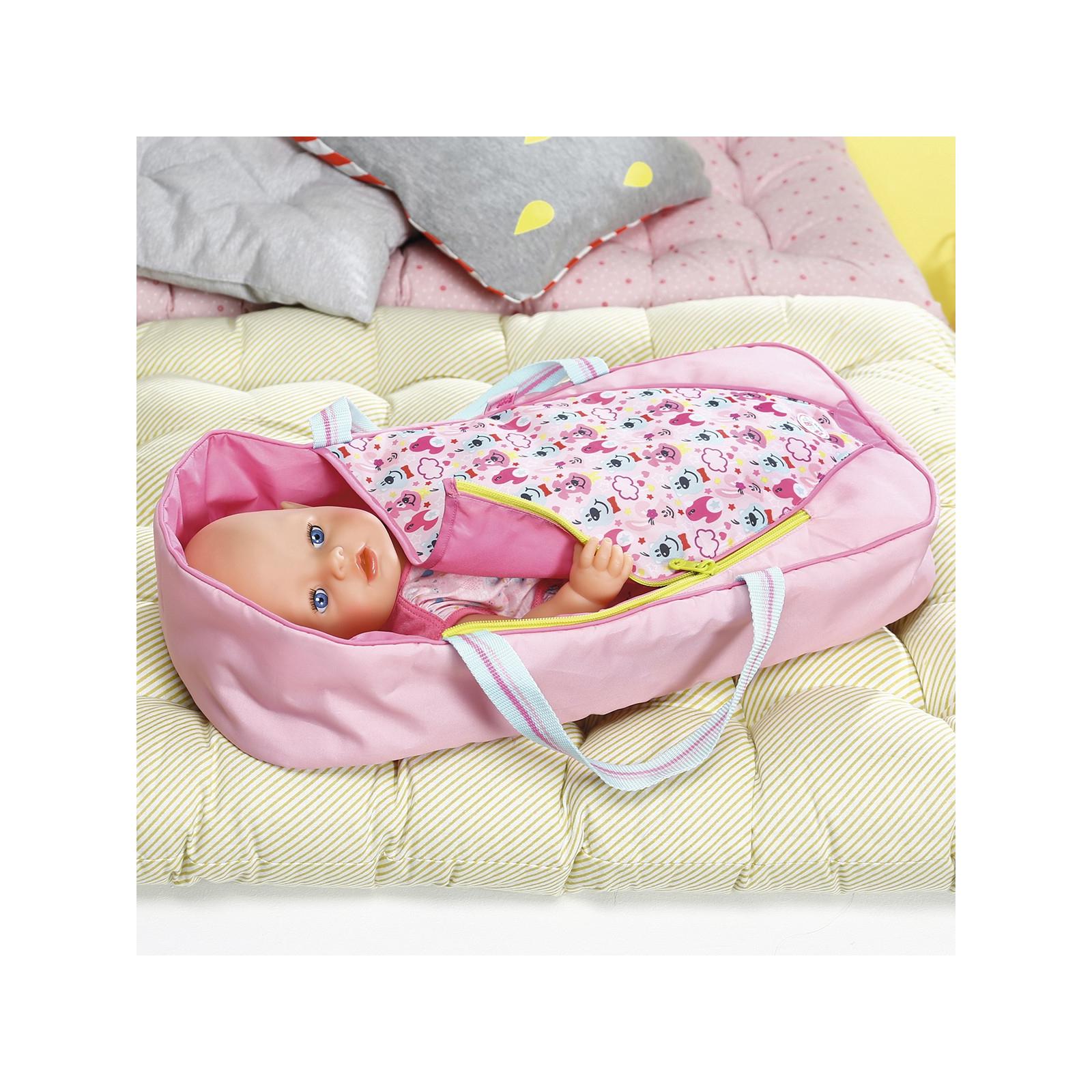 Аксессуар к кукле Zapf Люлька-переноска Baby Born 2 в 1 Яркие сны (824429) изображение 5