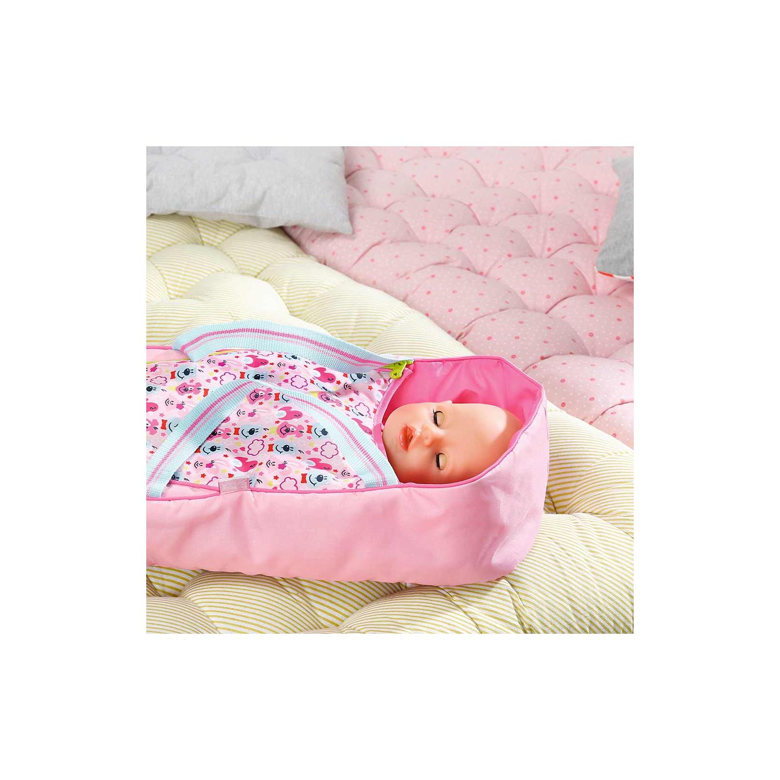 Аксессуар к кукле Zapf Люлька-переноска Baby Born 2 в 1 Яркие сны (824429) изображение 6
