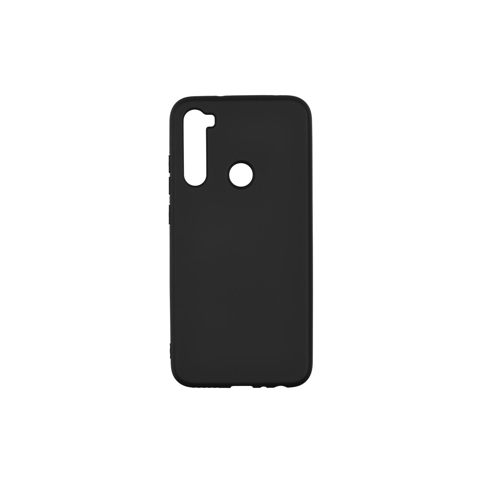 Чехол для моб. телефона 2E Xiaomi Redmi Note 8, Soft feeling, Black (2E-MI-N8-NKSF-BK)