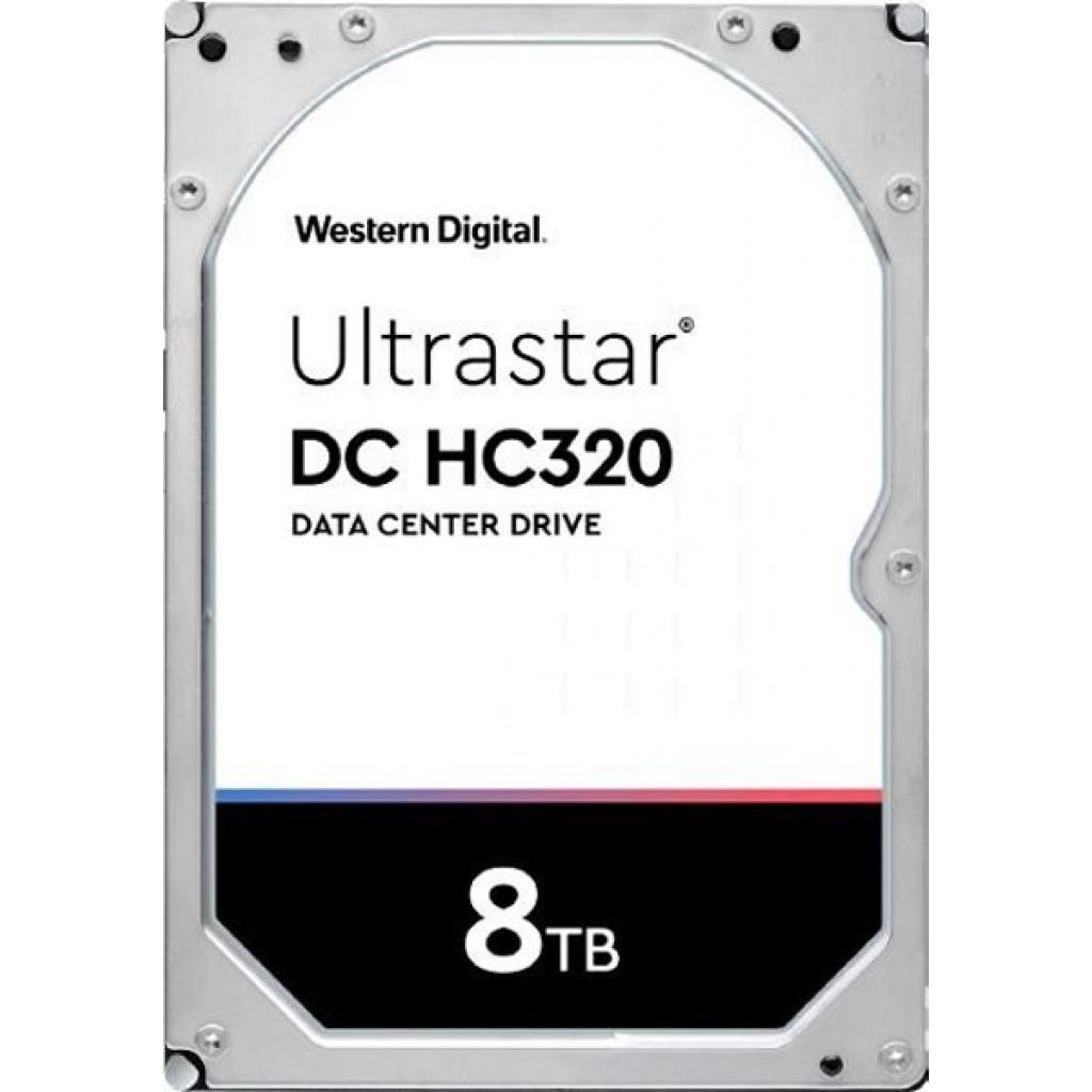 """Жесткий диск для сервера 3.5"""" 8TB WD (0B36400 / HUS728T8TAL5204)"""