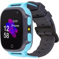 Смарт-часы Discovery iQ3600 Camera LED Light Blue Детские смарт часы-телефон трек (iQ3600 Blue)
