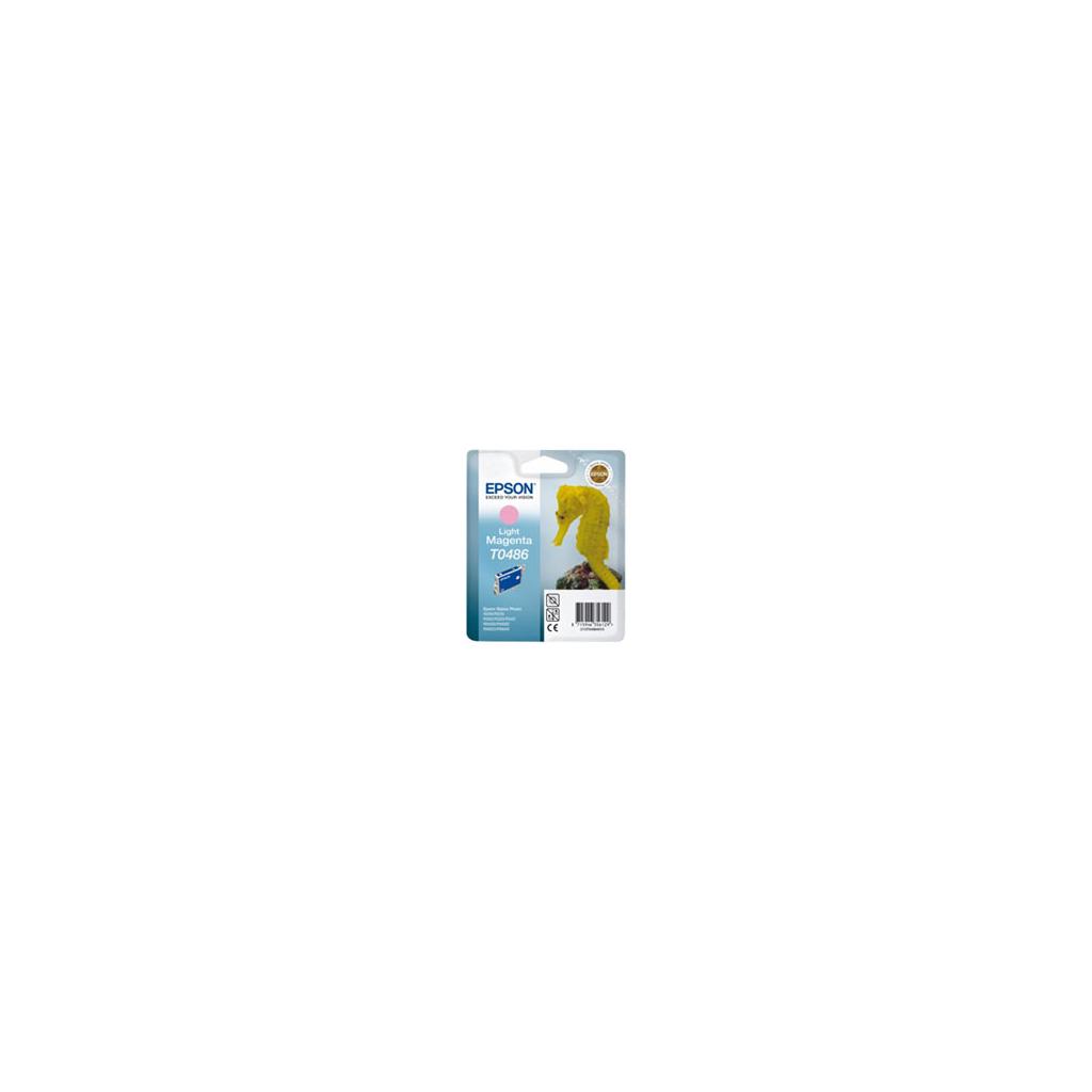 Картридж EPSON R200/300 RX500/600 magenta (C13T04834010)