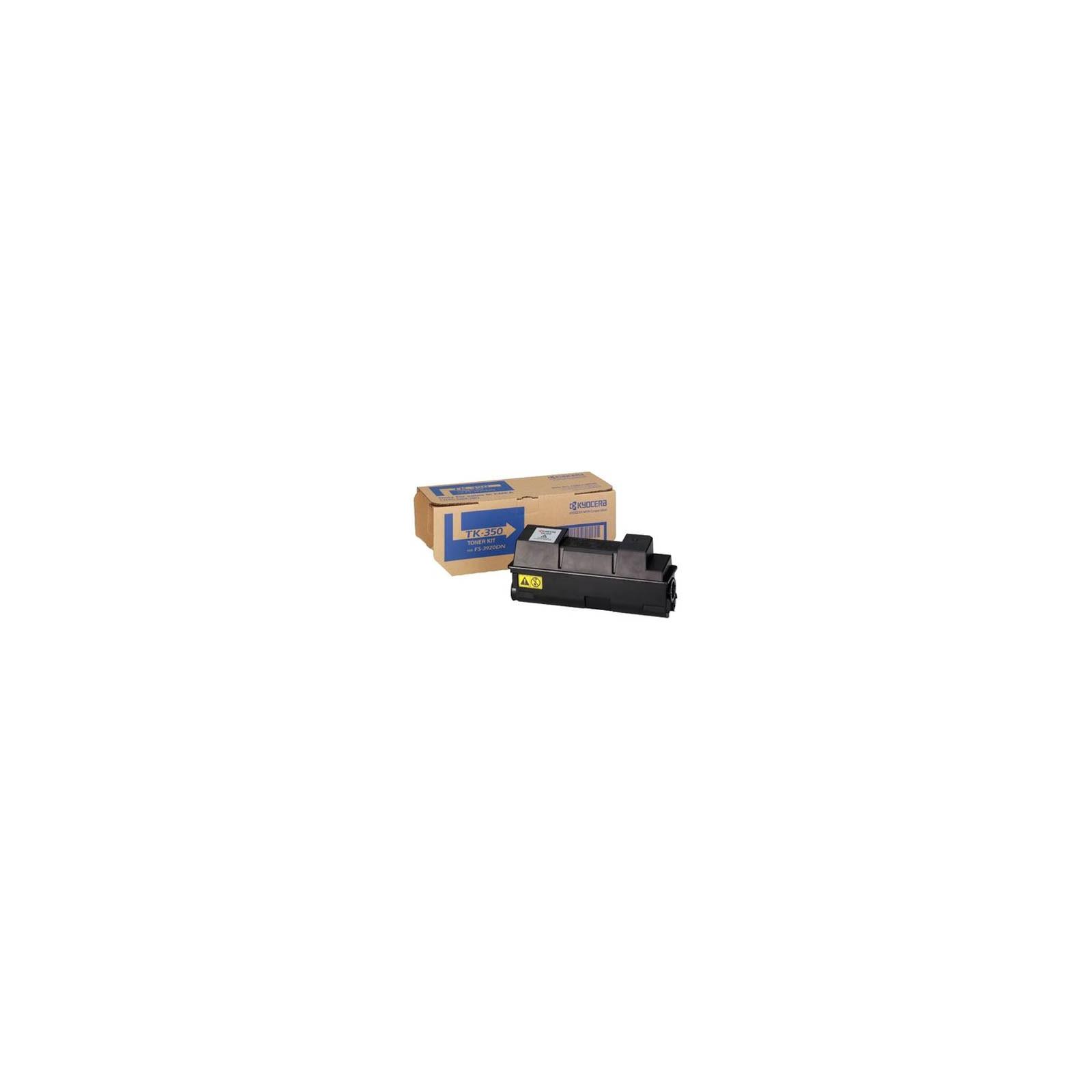 Тонер-картридж Kyocera TK-350 (Для FS-3920) 15K (1T02LX0NLC)