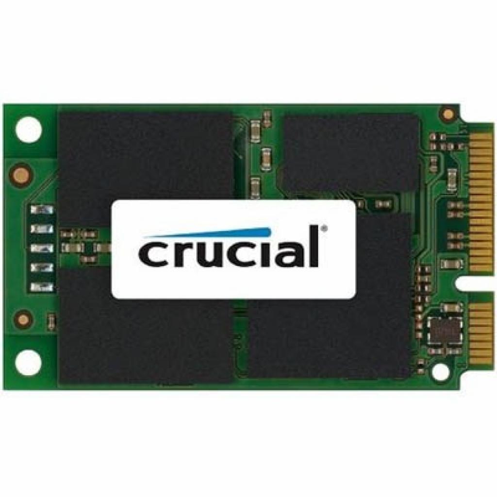 Накопитель SSD mSATA 64GB MICRON (CT064M4SSD3)