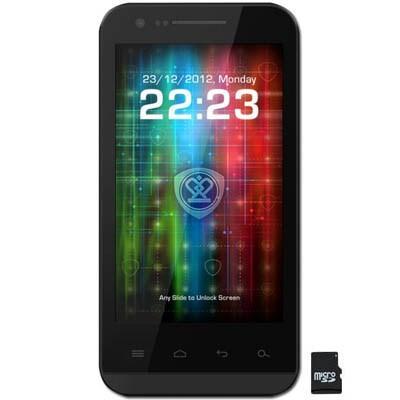 Мобильный телефон PRESTIGIO MultiPhone 4040 DUO (PAP4040DUO)