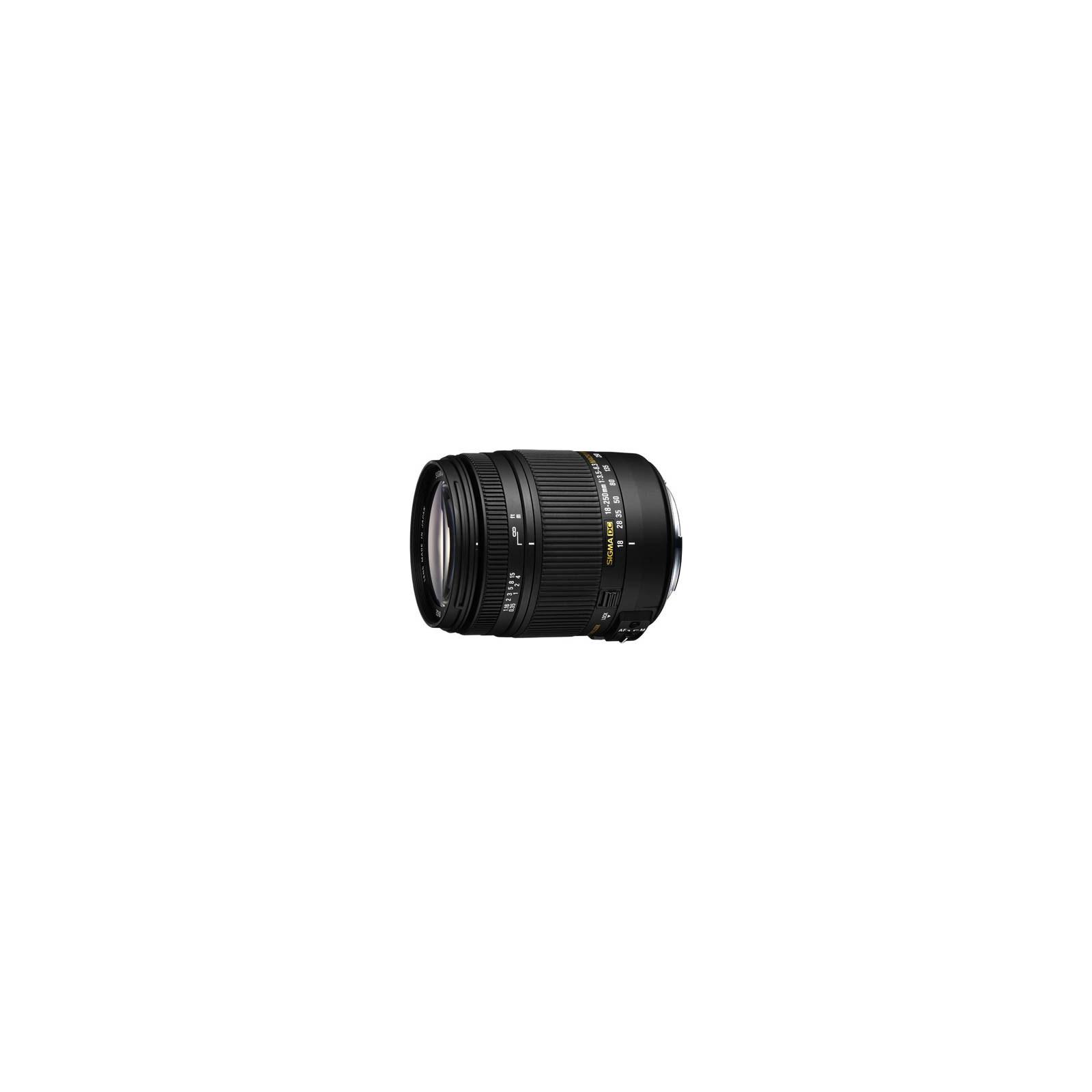 Объектив Sigma 18-250/3.5-6.3DC macro OS HSM for Canon (883954)