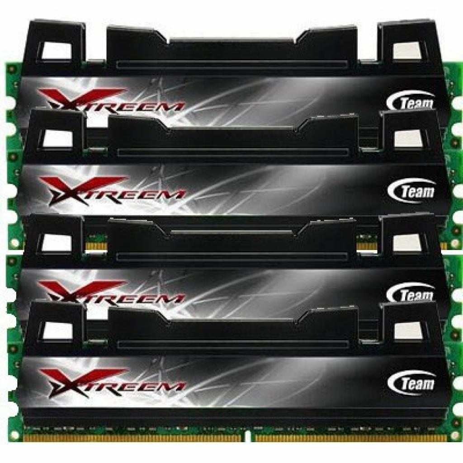 Модуль памяти для компьютера DDR3 16GB (4x4GB) 1866 MHz Team (TDD316G1866HC11QC01)