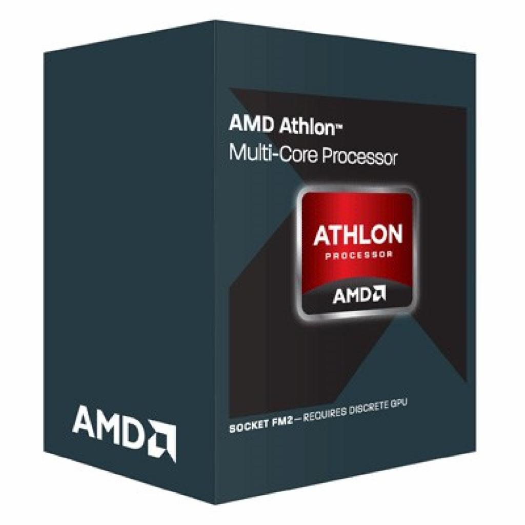 Процессор AMD Athlon ™ II X4 750K (AD750KWOHJBOX)